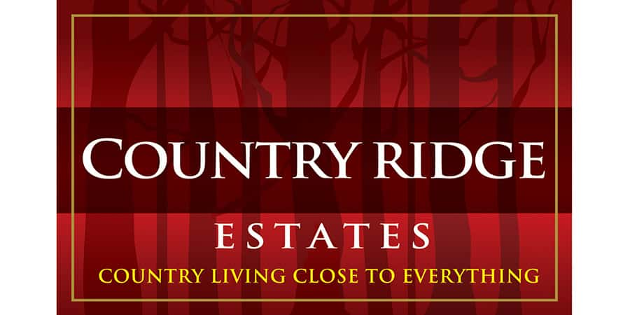 Country Ridge Estates